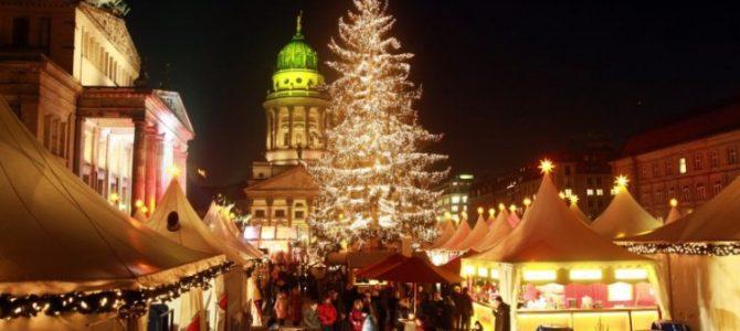 JARMARKI Bożonarodzeniowe w BERLINIE      Termin: 3.12.2017  i  9.12.2017 rok