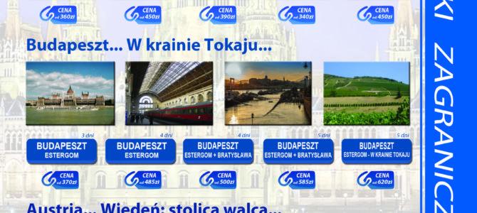 ZWIEDZAMY EUROPĘ…. Słowacja… Austria… Węgry… Czechy..